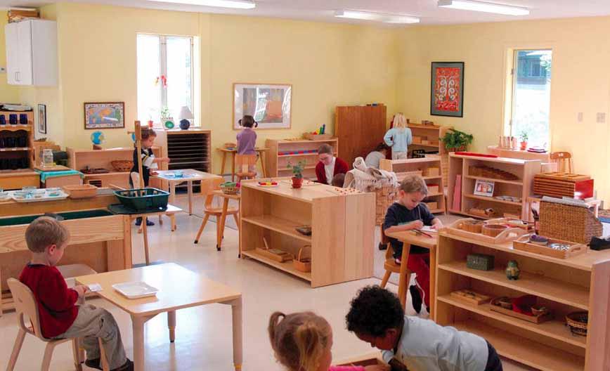 istituti montessori
