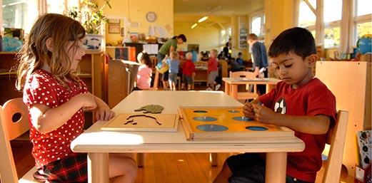 scuole montessori