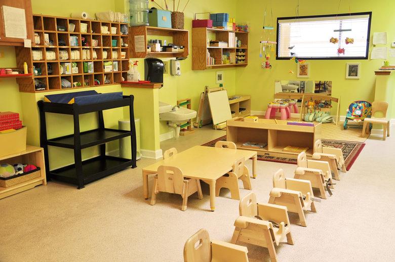 la casa dei bambini del metodo montessori