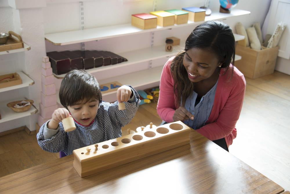 la-casa-dei- bambini- montessori