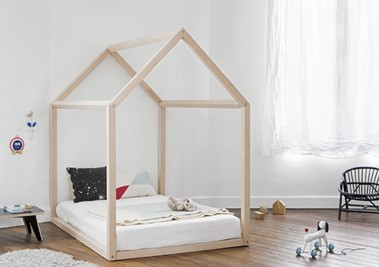 Letto Per Bambini Montessori : Letti montessoriani il letto a misura del bambino dove dormire in