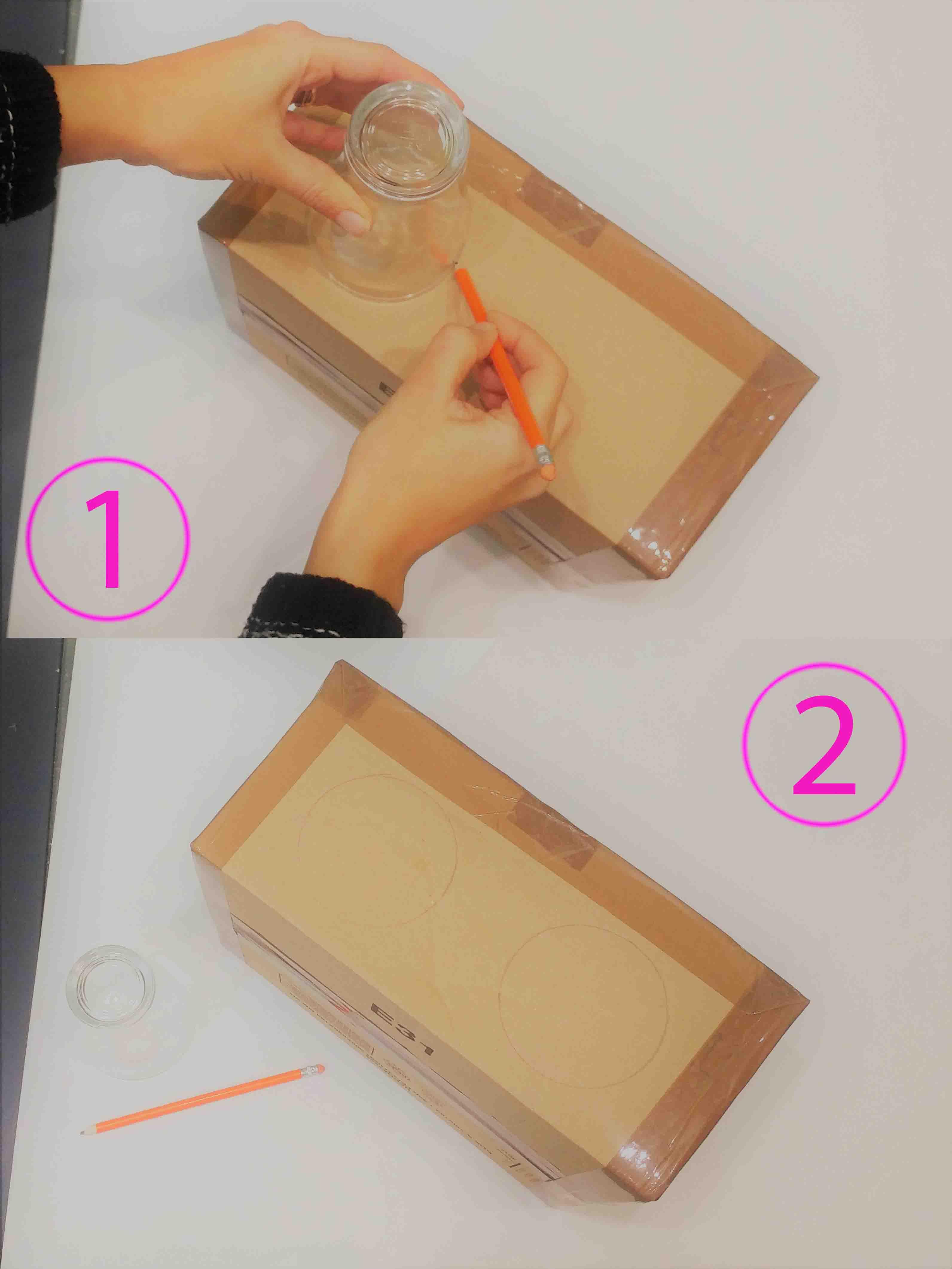 scatola dei misteri montessori