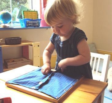 telai allacciature montessori